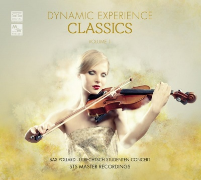 STS Digital - Dynamic Experience Classics Vol 1 Audiophile CD